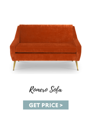 orange living rooms These Orange Living Rooms Will Make You Fall In Love All Over Again! romero sofa 1