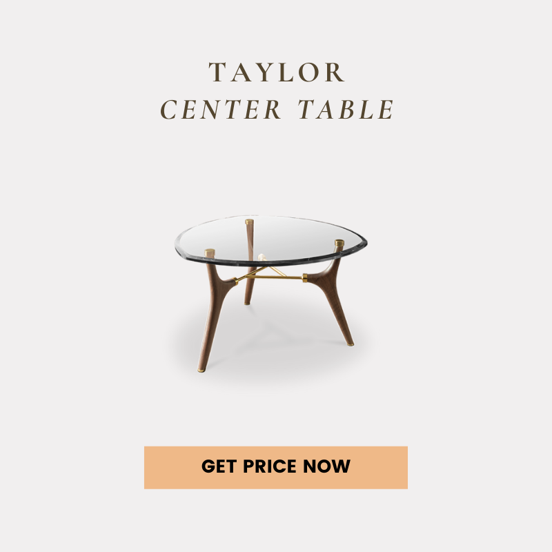 mid-century modern living rooms 25 Mid-Century Modern Living Rooms Of Your Dreams taylor center table get price 2