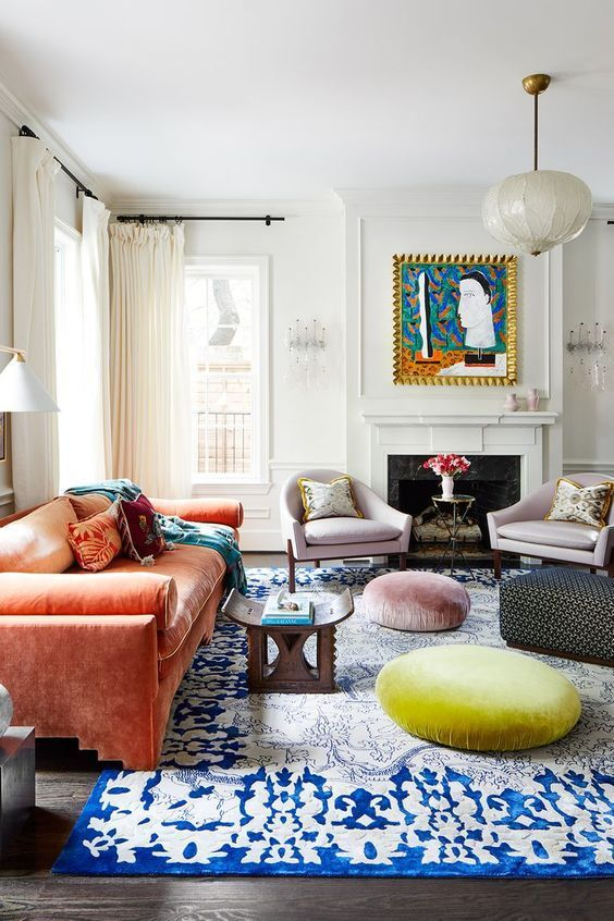 15 Maximalist Living Room Decor Ideas For Your Heart's Content_10 maximalist living room 15 Maximalist Living Room Decor Ideas For Your Heart's Content 15 Maximalist Living Room Decor Ideas For Your Hearts Content 10