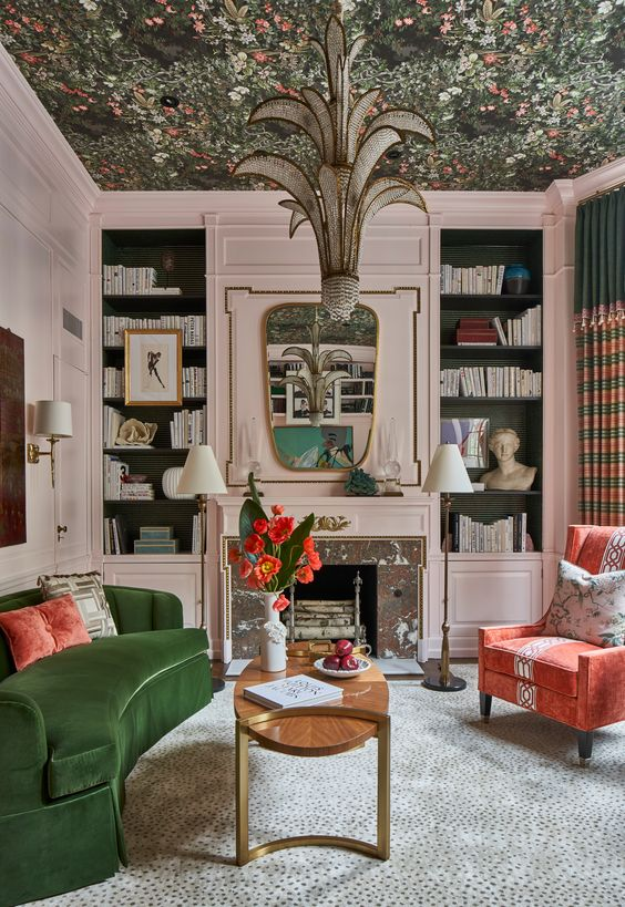 15 Maximalist Living Room Decor Ideas For Your Heart's Content_14 maximalist living room 15 Maximalist Living Room Decor Ideas For Your Heart's Content 15 Maximalist Living Room Decor Ideas For Your Hearts Content 14