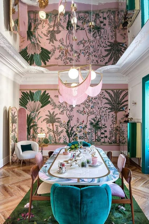 15 Maximalist Living Room Decor Ideas For Your Heart's Content_2 maximalist living room 15 Maximalist Living Room Decor Ideas For Your Heart's Content 15 Maximalist Living Room Decor Ideas For Your Hearts Content 2