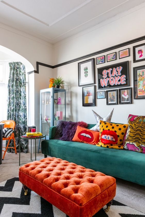 15 Maximalist Living Room Decor Ideas For Your Heart's Content_5 maximalist living room 15 Maximalist Living Room Decor Ideas For Your Heart's Content 15 Maximalist Living Room Decor Ideas For Your Hearts Content 5