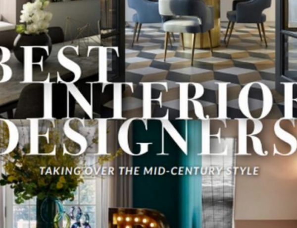 These Best Interior Designers Are Taking Over The Mid-Century World! best interior designers These Best Interior Designers Are Taking Over The Mid-Century World! These Best Interior Designers Are Taking Over The Mid Century World 600x460