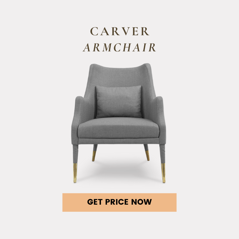 living room ideas 5 Living Room Ideas To Transform Your Space carver armchair get price