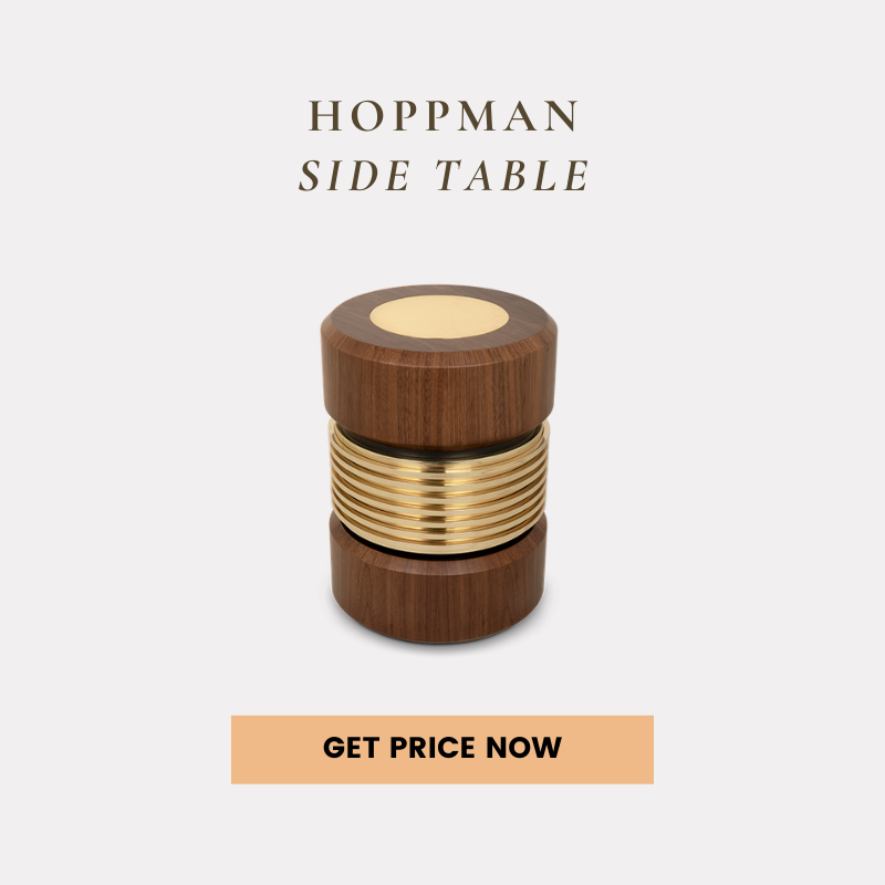 living room color trends Living Room Color Trends: A Touch Of Yellow For Summer hoppman side table get price 1