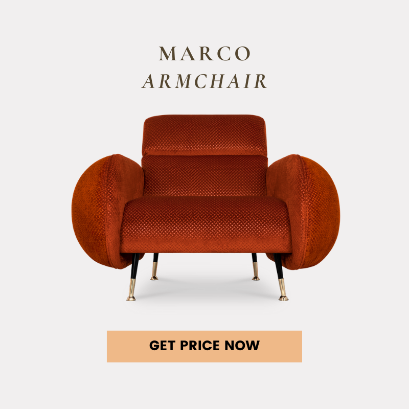 Get Inspired To Create The Perfect Spring Living Room spring living room Get Inspired To Create The Perfect Spring Living Room marco armchair get price