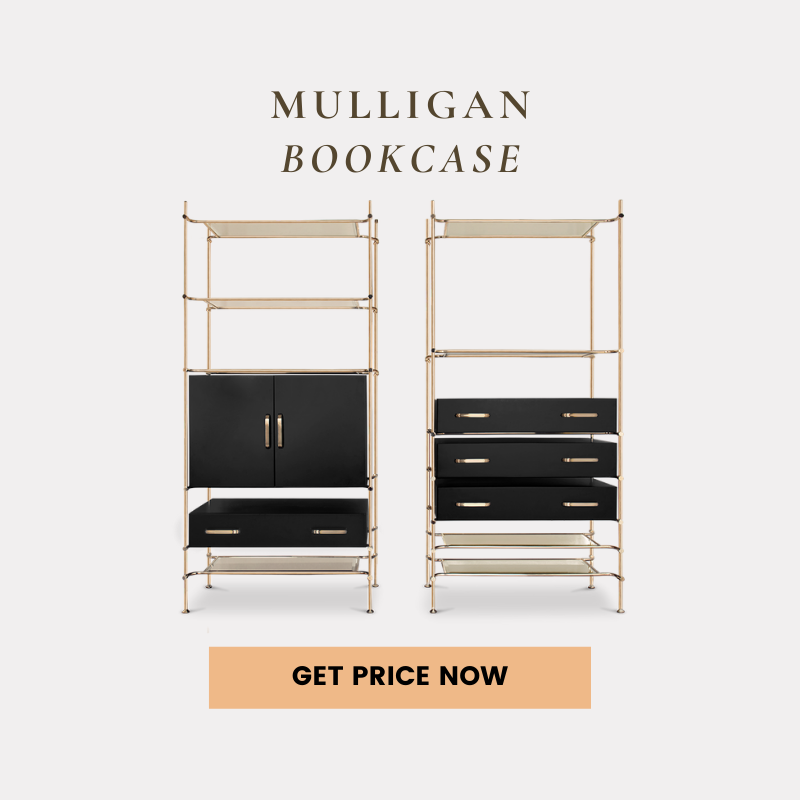 top interior designer The Best Living Room Projects By Top Interior Designer Billy Cotton mulligan bookcase get price