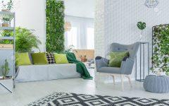 5 Green Living Room IDeas