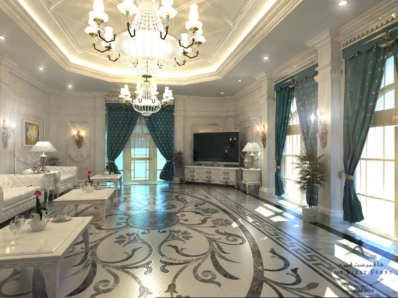 Arabic decor: Get a luxurious living room with these amazing ideas arabic decor Arabic Decor: Get a Luxurious Living Room with These Amazing Ideas! Arabic decor  Get a luxurious living room with these amazing ideas 3