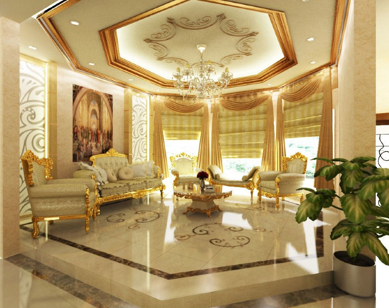 Arabic decor: Get a luxurious living room with these amazing ideas arabic decor Arabic Decor: Get a Luxurious Living Room with These Amazing Ideas! Arabic decor  Get a luxurious living room with these amazing ideas 9