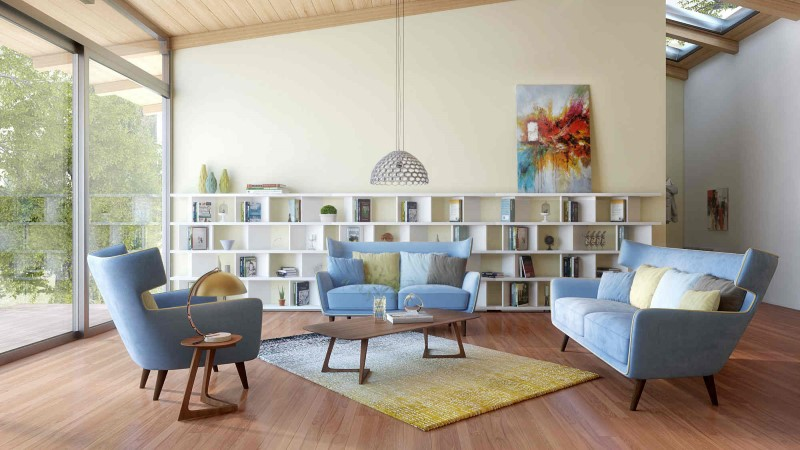 Learn Some Steps To Get a 50s  Décor Living Room! living room Learn Some Steps To Get a 50s Décor Living Room! Learn some steps to get a 50s d  cor living room 1