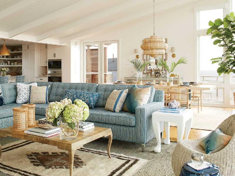 Learn Some Steps To Get a 50s  Décor Living Room!