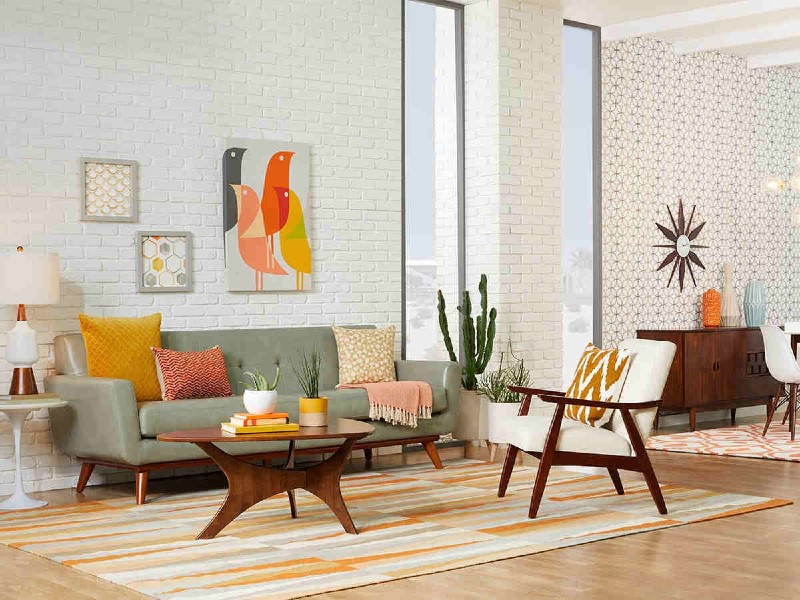 Learn Some Steps To Get a 50s  Décor Living Room! living room Learn Some Steps To Get a 50s Décor Living Room! Learn some steps to get a 50s d  cor living room 7