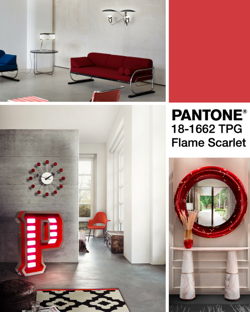 Summer Color Trends 2020!☀️ color Summer Color Trends 2020!☀️ Mood Board The Best of Pantone Fall Colors with Flame Scarlet mood