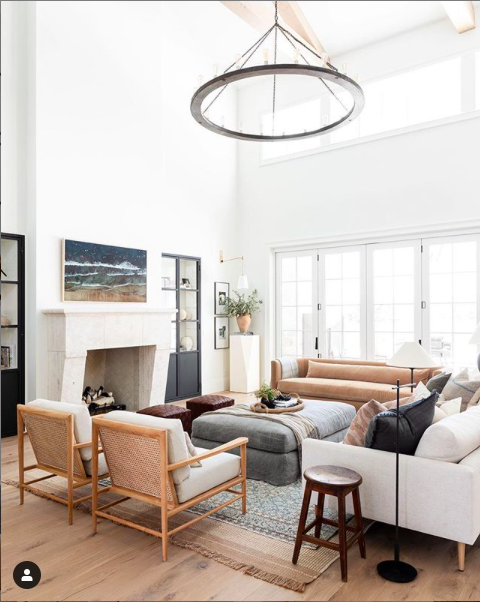 1️⃣0️⃣ Instagram Living Room that you have to check out! instagram living rooms 1️⃣0️⃣ Instagram Living Rooms That You Have to Check Out! Open Living Room