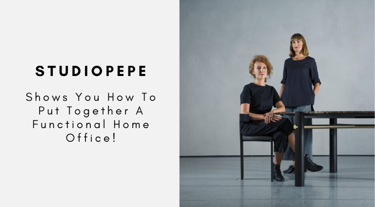 The Best Italian Brands for your Living Room the best italian brands The Best Italian Brands for your Living Room Décor! Studiopepe Shows You How To Put Together A Functional Home Office 768x425