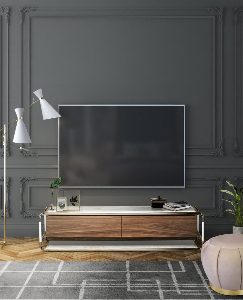 Make The Most Out of Your Space With These 5 Living Room Ideas living room idea Make The Most Out of Your Space With These 5 Living Room Ideas TV 830x1024