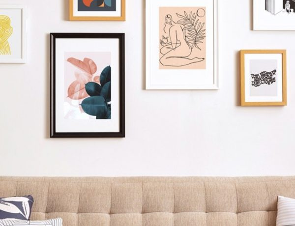 Gallery wall Living Room gallery wall Can't go to the Museum? Get a Gallery wall in your Living Room! a745acc5d3af4daaafc68aaa0293d836 600x460