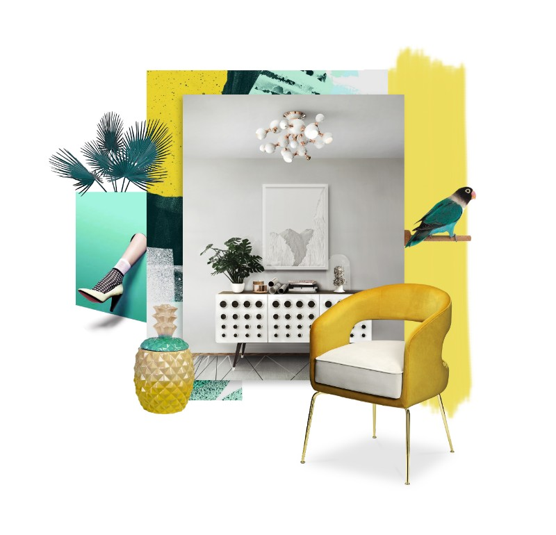 Summer Color Trends 2020!☀️ color Summer Color Trends 2020!☀️ moodboard yellow