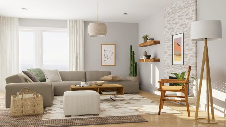 5 Zen décor tips so you can calm down in your living room zen decor 5 Zen Decor Tips so You Can Calm Down in Your Living Room 🧘 2 770x433