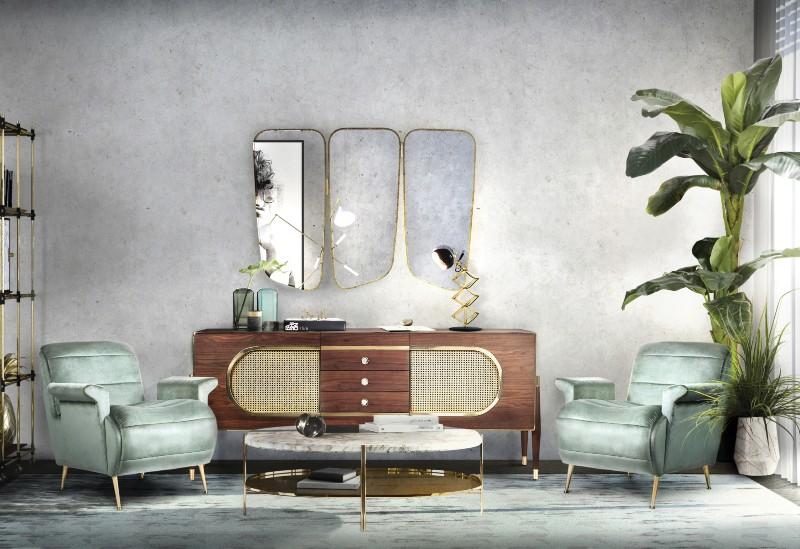 6 Mid-century Living Room That Will Inspired You For Your Summer Decor! mid-century living room 6 Mid-century Living Room That Will Inspired You For Your Summer Decor! MID 7 1