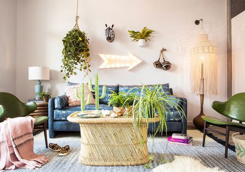 Boho Chic Living Room boho chic living room 5 Boho Chic Living Rooms that are ready for this Summer! cdn