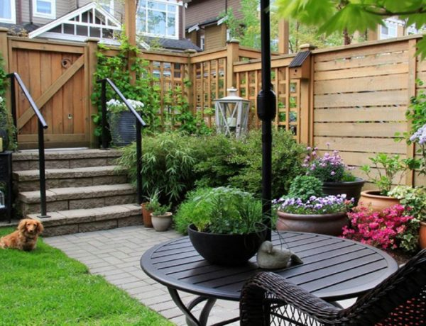 garden decor 5 Ideas for a Perfect Garden Decor!🏡 cover9 600x460