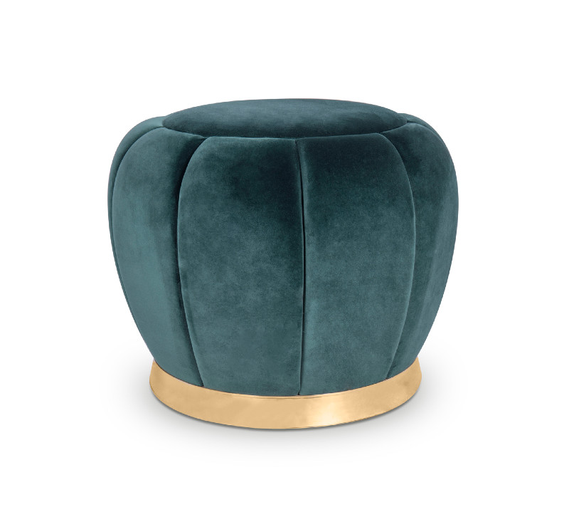 living room The Best Furniture to Give a Luxurious and Expensive Look to your Living Room! florence stool zoom