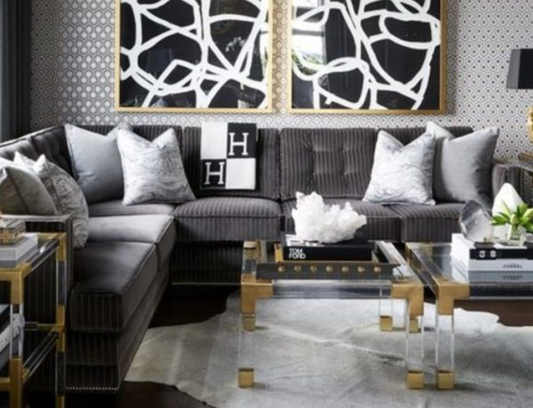 5 Living Room Ideas To Design Your Interior With Grey Tone! living room ideas 5 Living Room Ideas To Design Your Interior With A Grey Tone! grey 4 CAPA 1 600x460