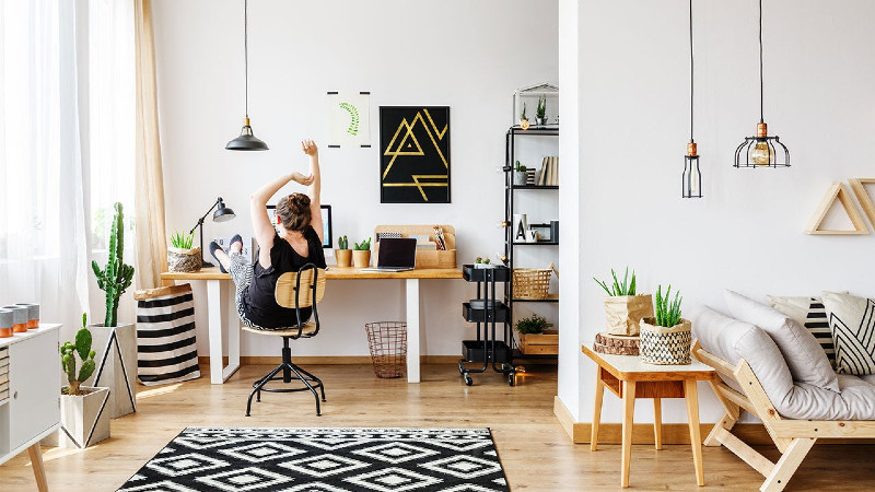 5 DIY Home Office Design Ideas - Take back the motivation you need! home office 5 DIY Home Office Design Ideas – Take Back the Motivation you Need! the 10 best and real work at home jobs