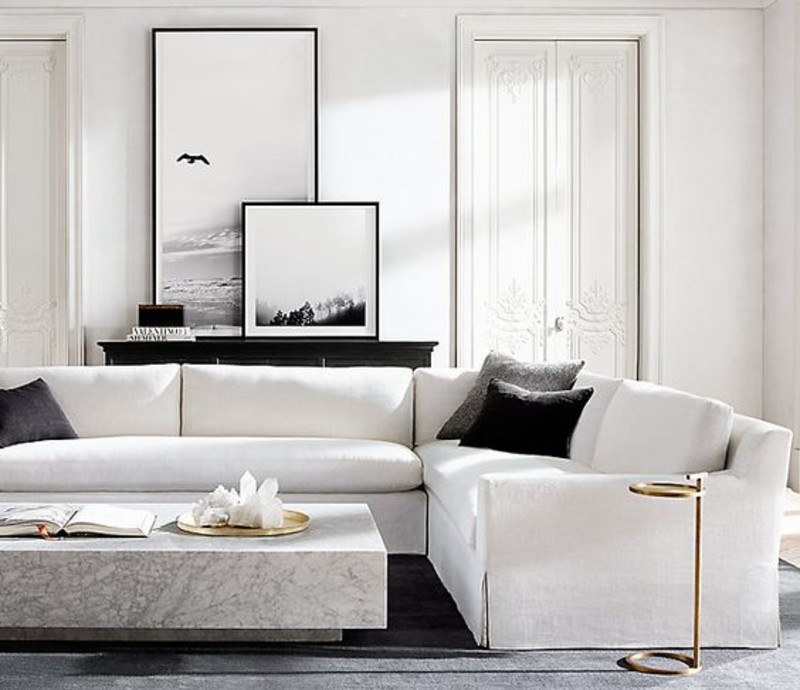 Living Room Ideas To Make The Most Of Your White Sofa This Summer! living room ideas Living Room Ideas To Make The Most Of Your White Sofa This Summer! whita 4 1