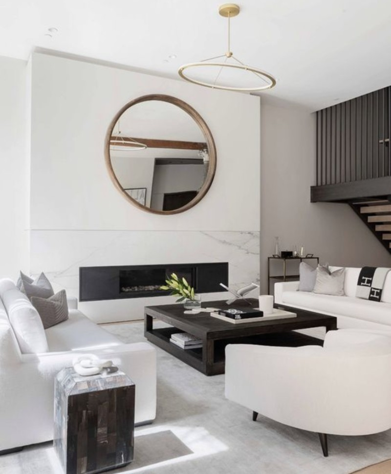 Living Room Ideas To Make The Most Of Your White Sofa This Summer! living room ideas Living Room Ideas To Make The Most Of Your White Sofa This Summer! white 6 2