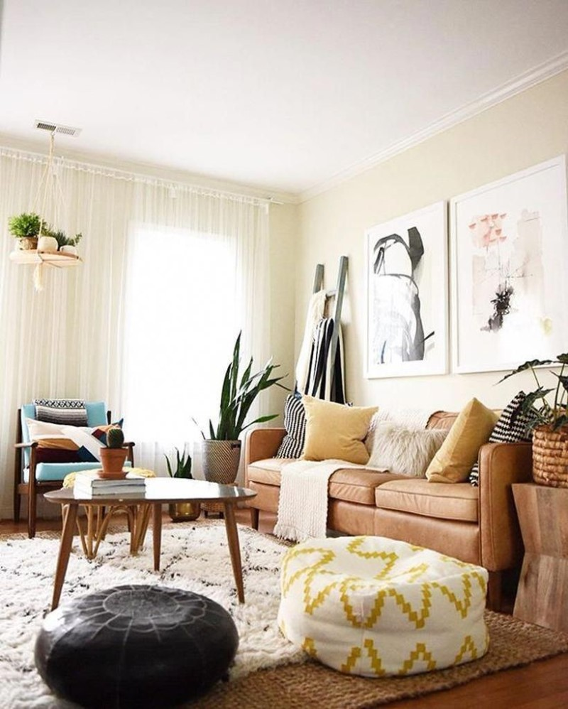 Top 5 Ideas To Create a Boho-Chic Living Room! boho-chic Top 5 Ideas To Create a Boho-Chic Living Room! 6 3