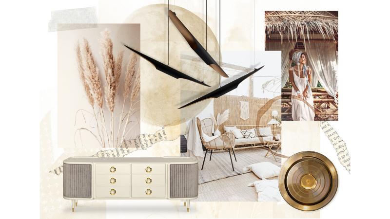 Boho-Chic Style-The Next Interior Design Trend_Moodboard