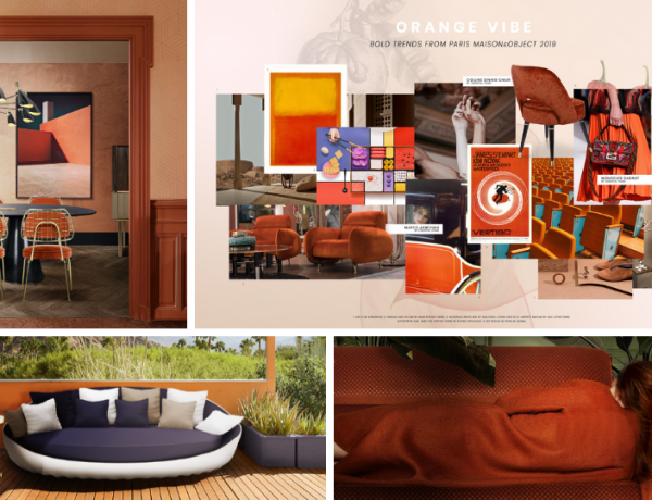 Orange Inspiration Interior Design orange interior design Orange Interior Design Inspiration For Your Living Room Capa Content BLOG 1 600x460