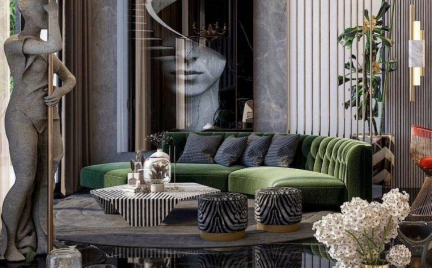 Living Room Ideas Meet The 10 Best Interior Designers In Cairo You   ll Love 870x540