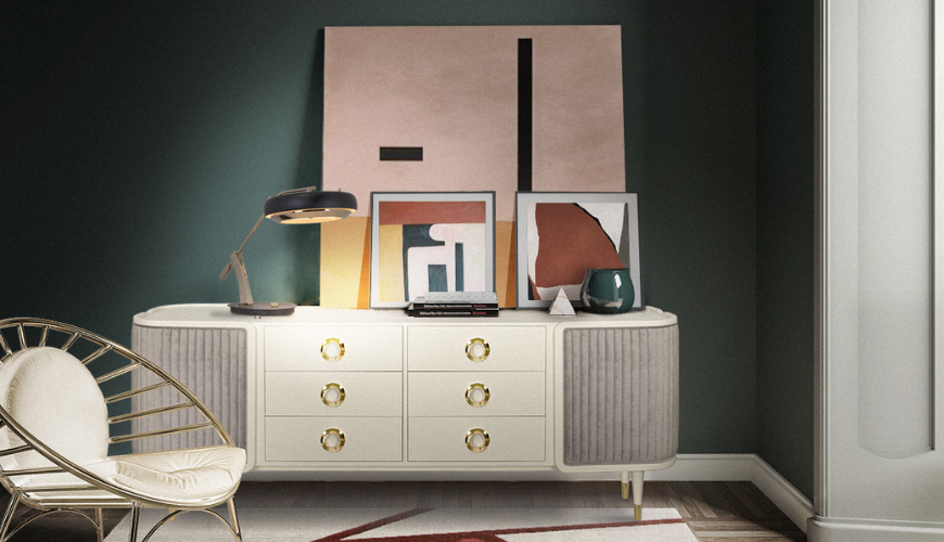 These 25 Luxury Sideboards Will Be Perfect For Your Home