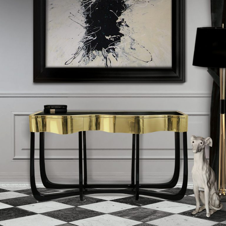 The 20 Luxury Consoles You Need In Your Home Now_14 luxury consoles The 15 Luxury Consoles You Need In Your Home Now The 20 Luxury Consoles You Need In Your Home Now 14