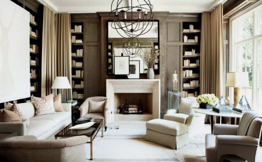 Living Room Ideas The Top 20 Interior Designers In Atlanta You Should Know About 870x540