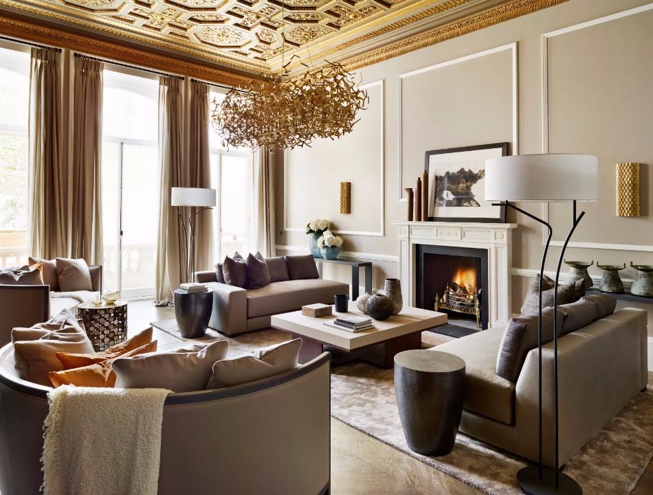 Brilliant Living Room Projects by Top Interior Designer Fiona Barratt_3