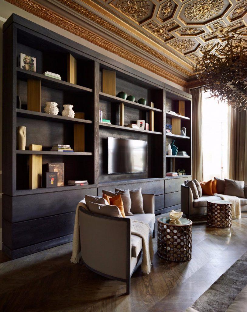 Brilliant Living Room Projects by Top Interior Designer Fiona Barratt_8