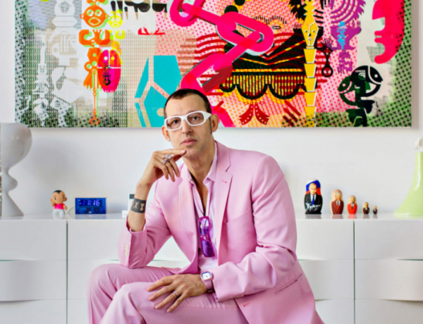 Steal The Look Of Karim Rashid's Stunning Product Design Collection karim rashid Steal The Look Of Karim Rashid's Stunning Product Design Collection LRI Steal The Look Of Karim Rashids Stunning Product Design Collection 600x460