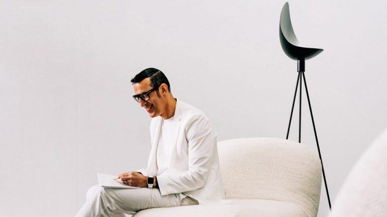 Karim Rashid Shares His Signature Philosophy With Essential Home The New Collection We're All Waiting For! _1