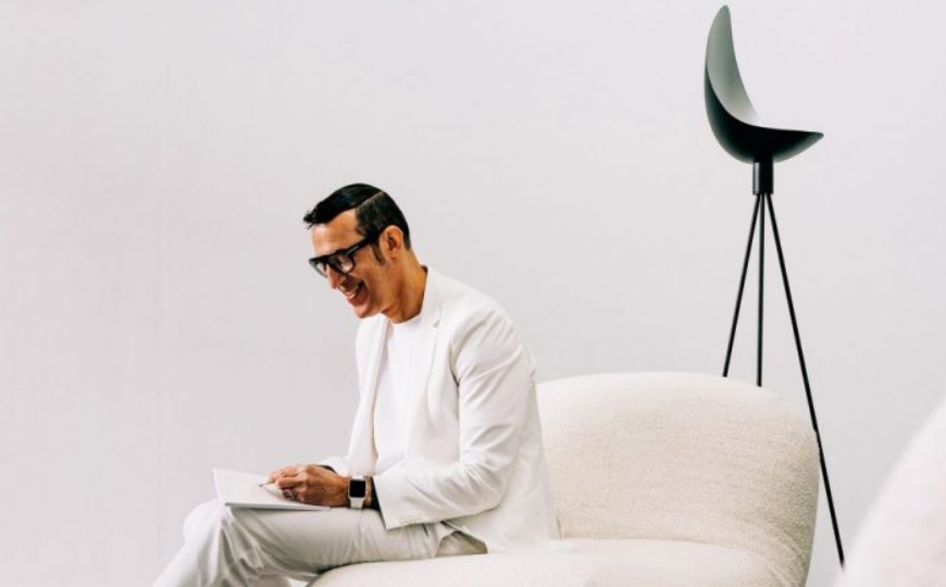 Living Room Ideas LRI Karim Rashid Shares His Signature Philosophy With Essential Home The New Collection We   re All Waiting For 1 870x540