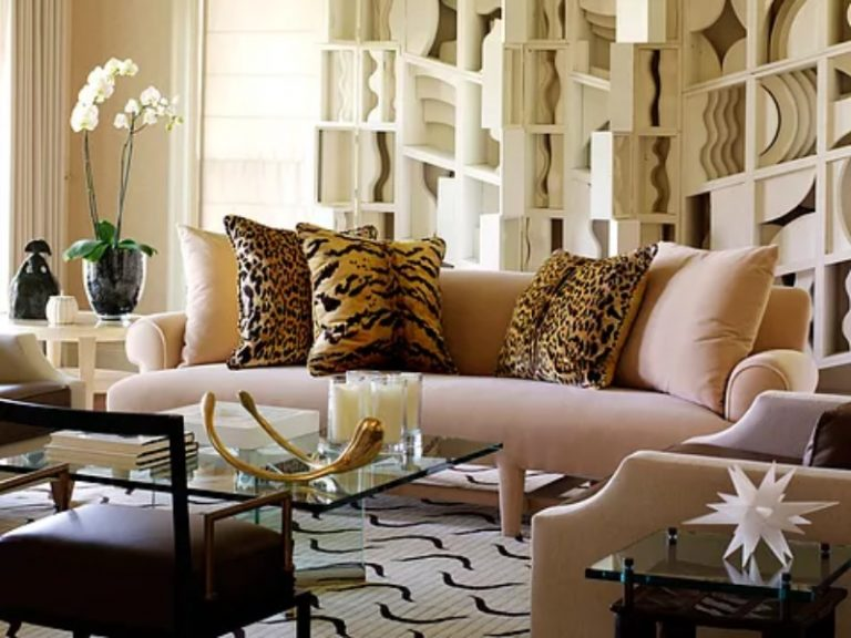 Layered Design and Rich Interiors by Richard Mishaan_1