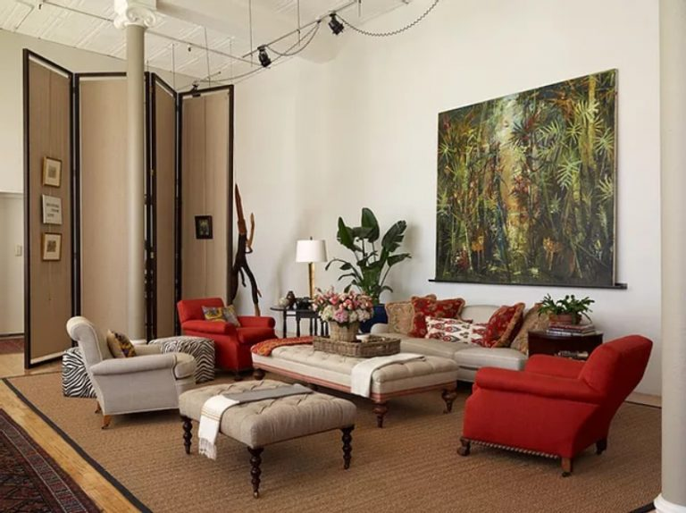 Layered Design and Rich Interiors by Richard Mishaan_2