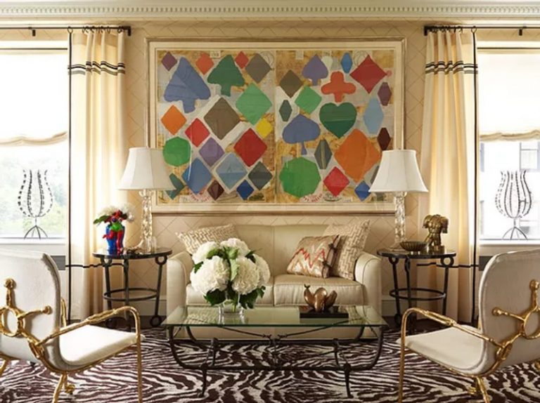 Layered Design and Rich Interiors by Richard Mishaan_3