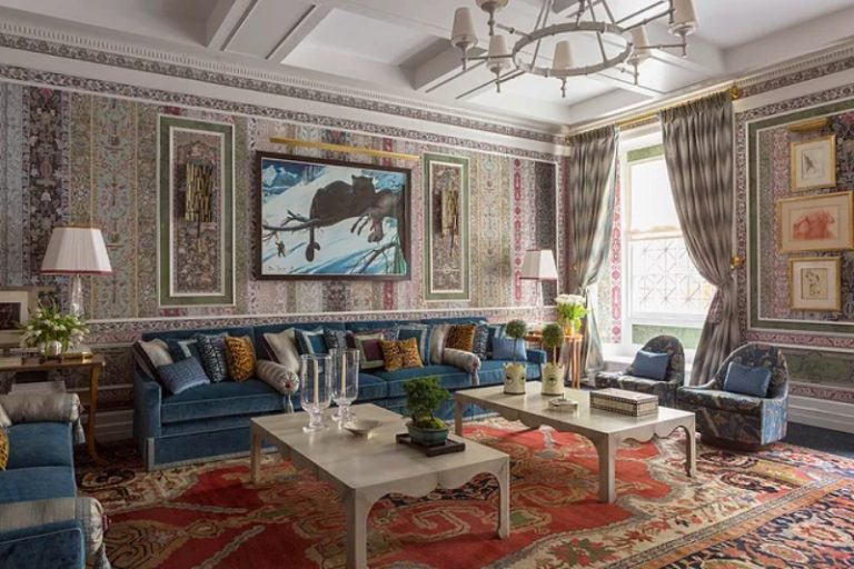 Layered Design and Rich Interiors by Richard Mishaan_5