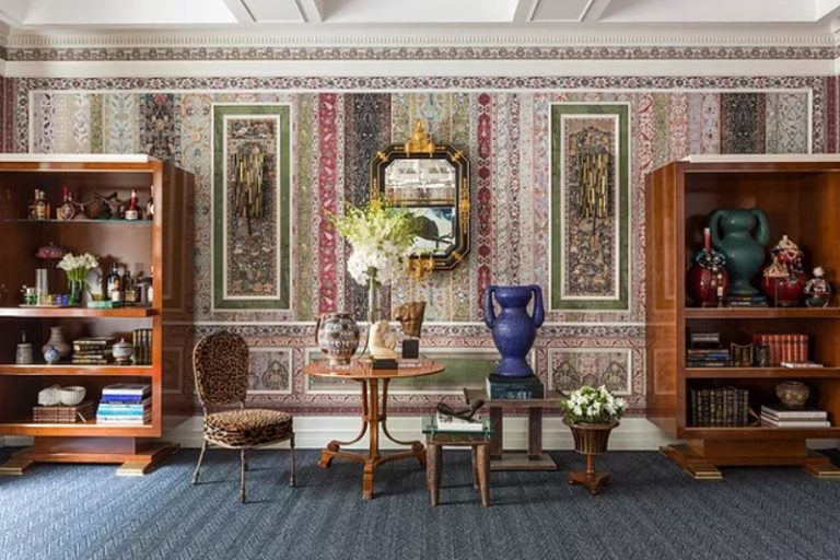 Layered Design and Rich Interiors by Richard Mishaan_6