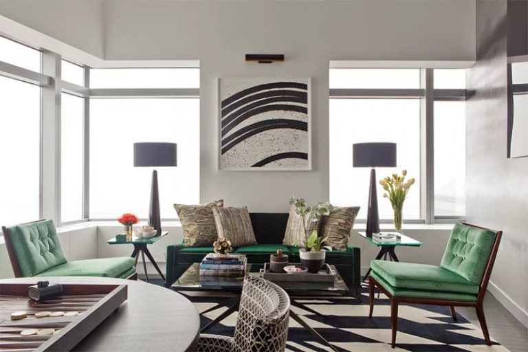 Layered Design and Rich Interiors by Richard Mishaan_7